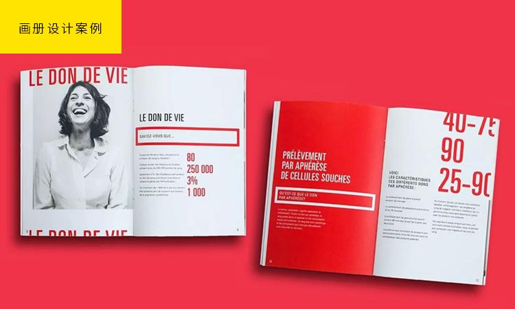 画册宣传册册子彩页设计企业公司画册品牌画册设计画册三折页设计