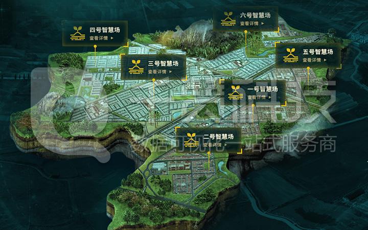 3D建模渲染3dmax三维大数据可视化GIS地图前端开发设计