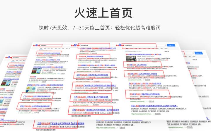 网站SEO优化搜索关键词排名权重