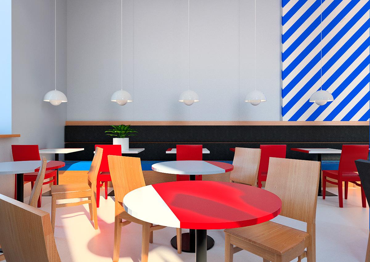 店铺设计店铺装修 店面门头效果图 公装室内设计办公室展厅设计