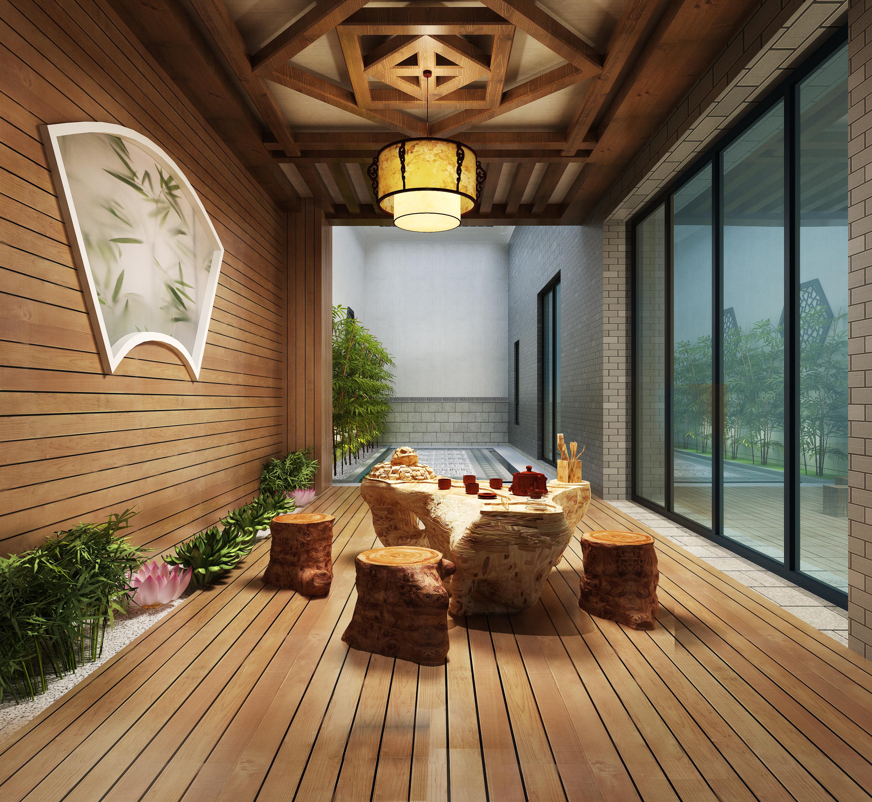 90到150㎡庭院设计屋顶花园设计花园设计施工图花园设计