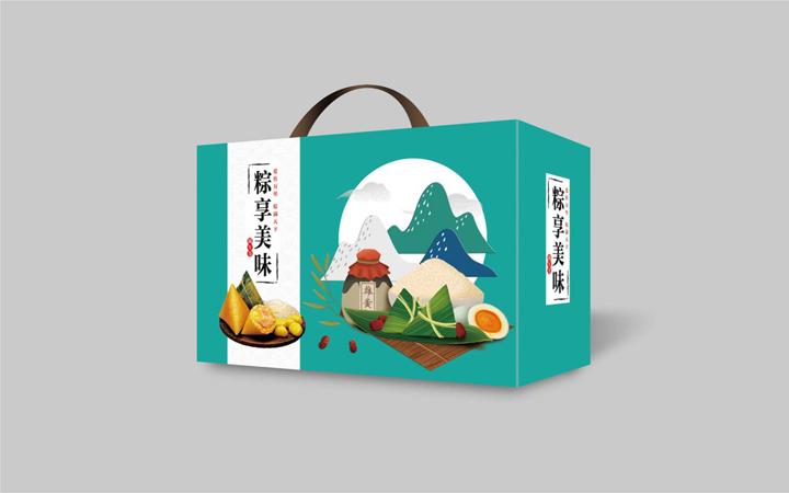 【包装设计】包装设计礼盒包装瓶贴标签零食袋装手提袋茶叶包装
