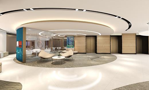陆浦投资办公室设计