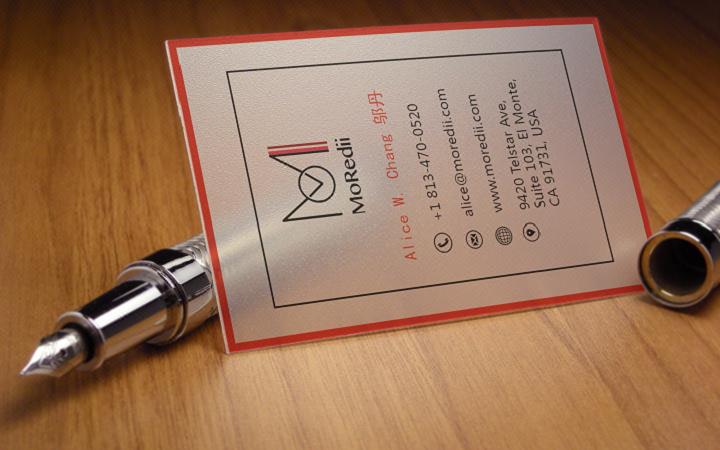 高端商务名片设计定制个人企业公司***设计会员卡购物卡片设计