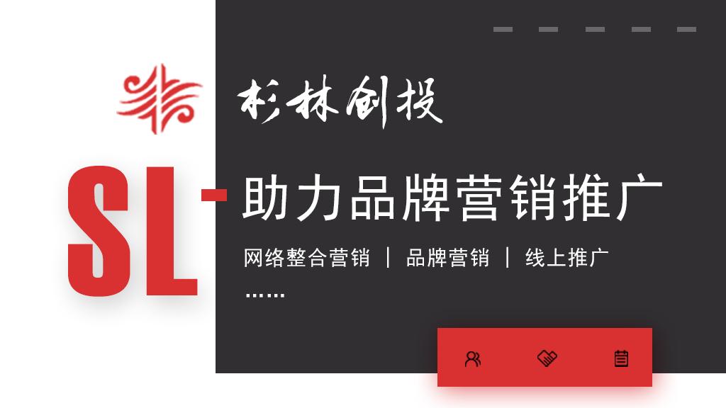 餐饮旅游百货新零售产品牌线上推广宣传广告整合全网营销策划咨询