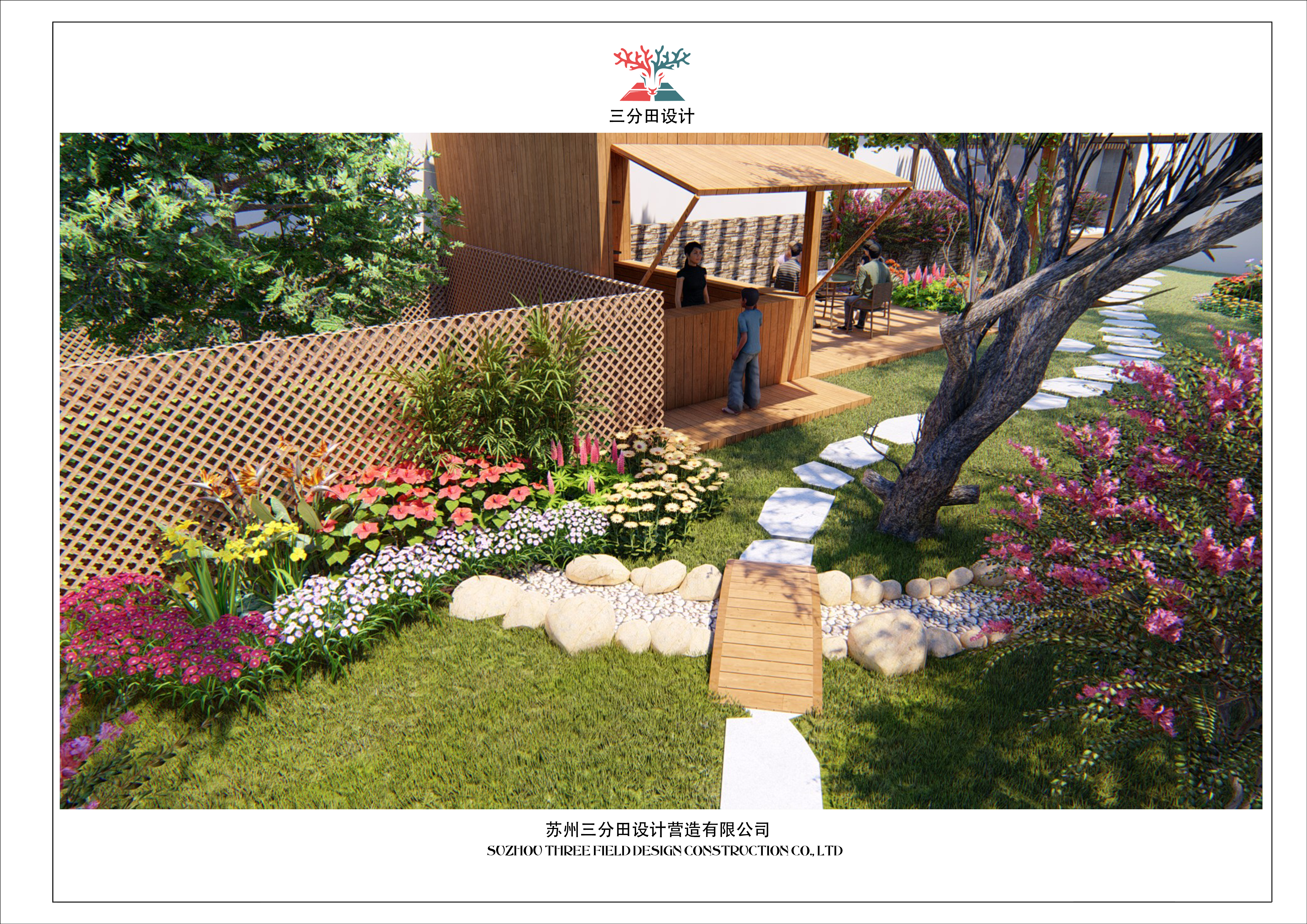 寺庙古建设计 园林景观 别墅景观设计 商业景观设计民宿设计