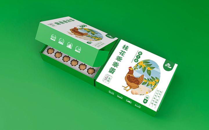 大米小米谷物杂粮农产品新零售食品百货餐饮罐装包装袋盒手绘设计