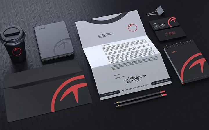 企业形象vi应用系统设计vi导视设计品牌设计vi手册vi系统