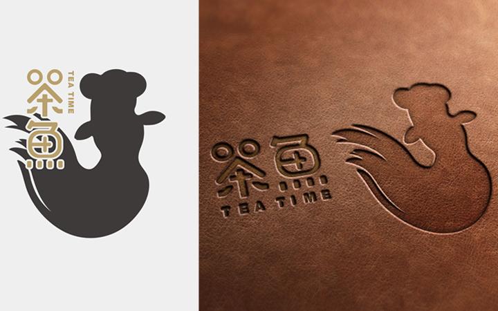 logo设计餐饮logo门店logo商标设计连锁门店logo