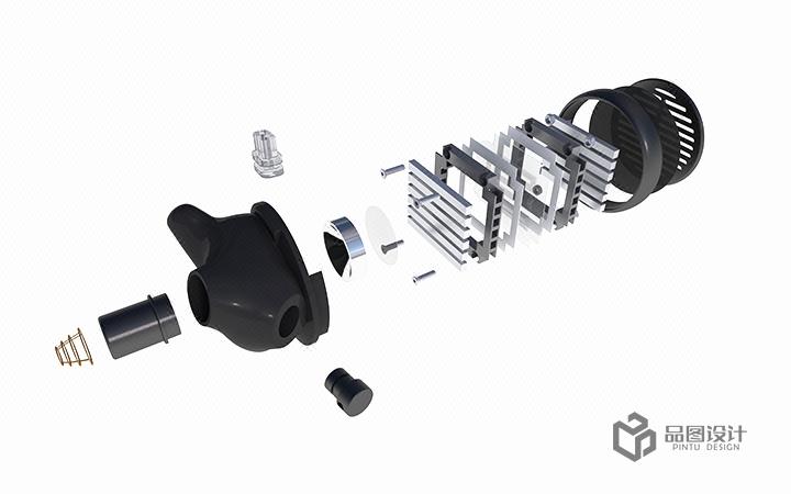【原创定制】店铺效果图/装修效果图/工业效果图/产品效果图
