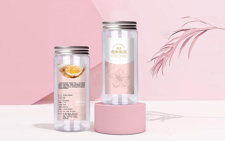 【瓶贴设计】包装设计礼盒包装瓶贴标签零食袋装手提袋茶叶包装瓶