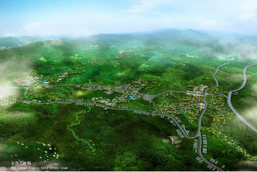 檀石设计 | 规划设计全域旅游规划设计景区规划设计文旅设计