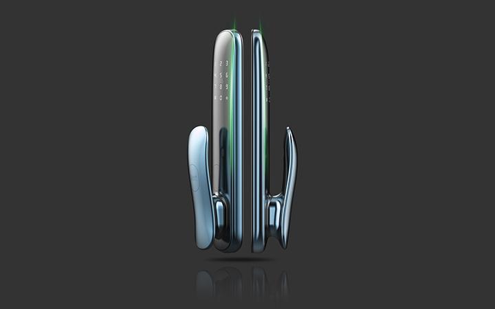 工业设计|产品设计|外观设计|智能锁|指纹锁||电子锁|密码