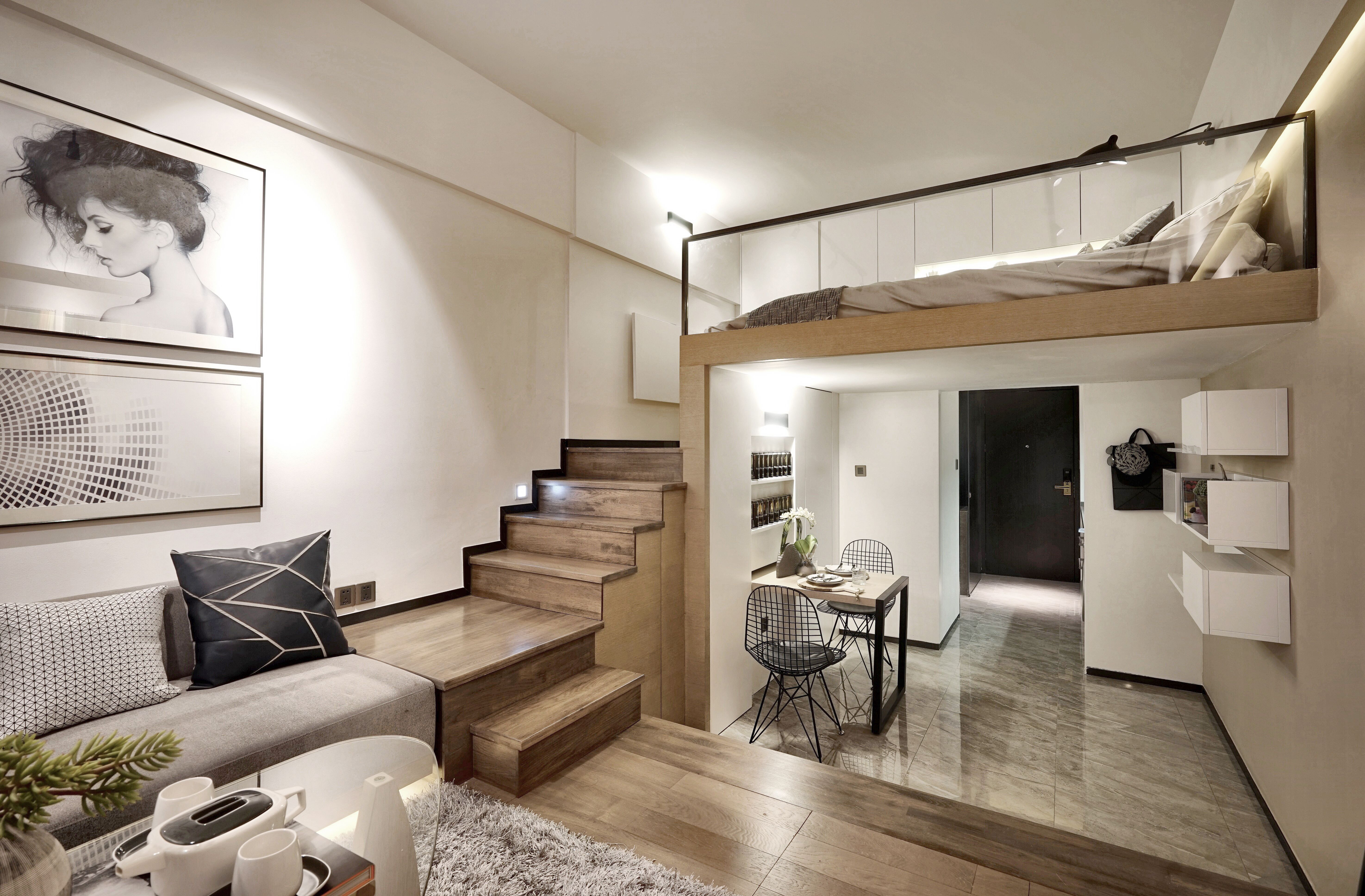 高端定制家装设计室内设计别墅商业样板间精装新房装修整体装修