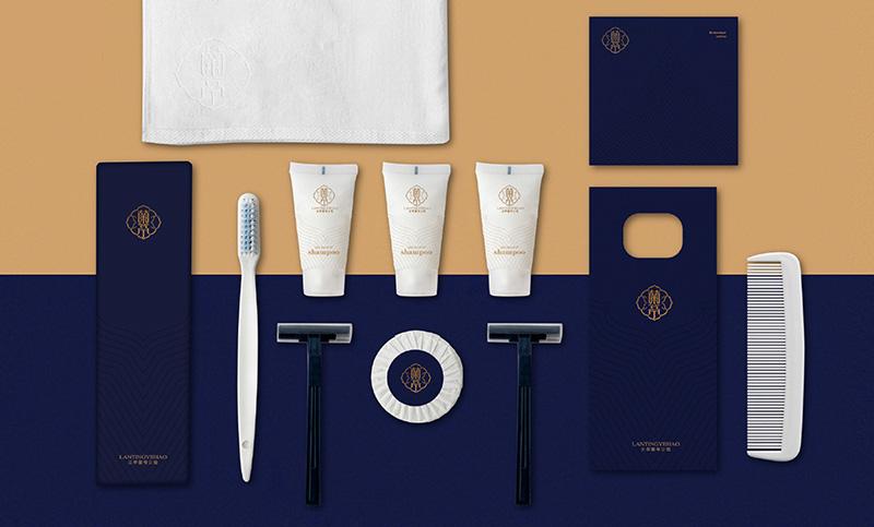 兰亭一号logo设计VI设计
