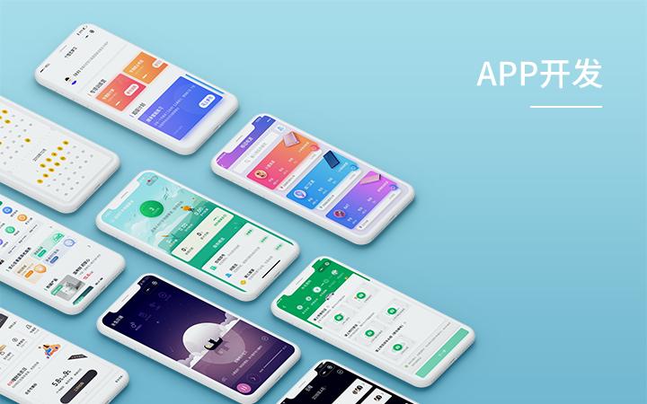 app开发定制手机商城app跑腿外卖直播教育打车货运视频ap