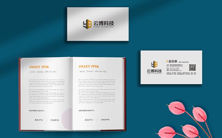 高端商务名片设计企业公司品牌个人名片设计会员卡片设计制作