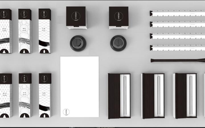VIS设计/品牌视觉系统/企业形象升级/品牌全套定制VIP