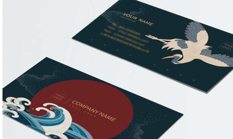 高端创意定制个人公司企业名片会员卡购物卡片工牌设计制作排版