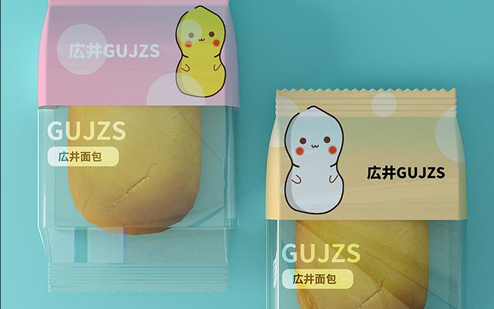 产品包装设计品牌标签包装袋子设计包装袋子包装设计外包饰品包装