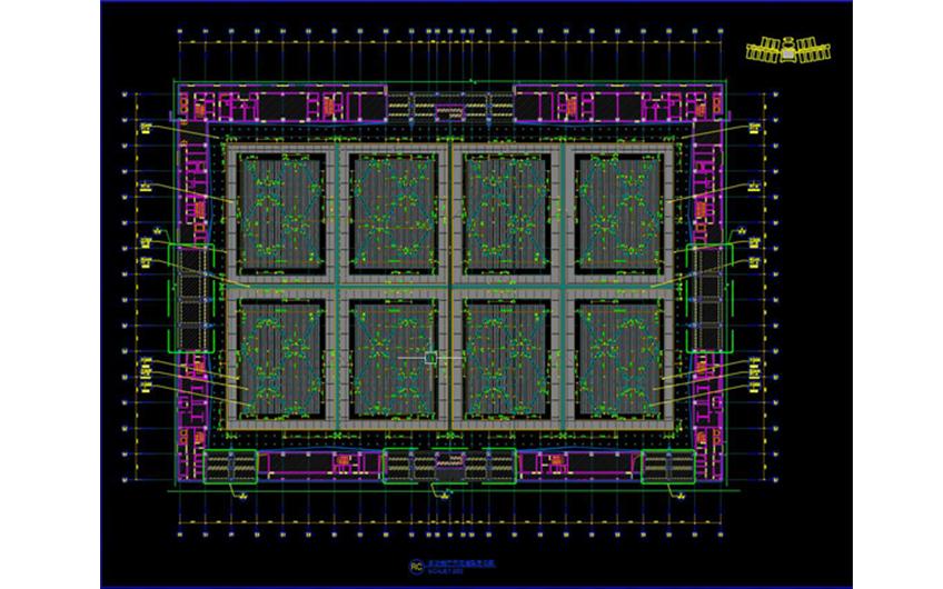 _施工图、钢结构、厂房、电路图、结构设计、建筑设计、水电设计7