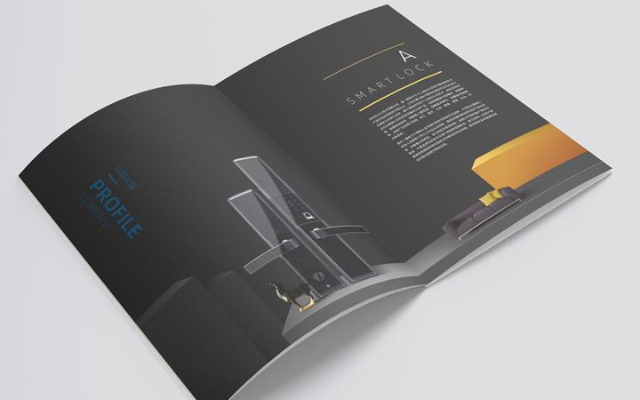 高端创意画册设计时尚简约封面宣传册产品公司企业目录彩页设计