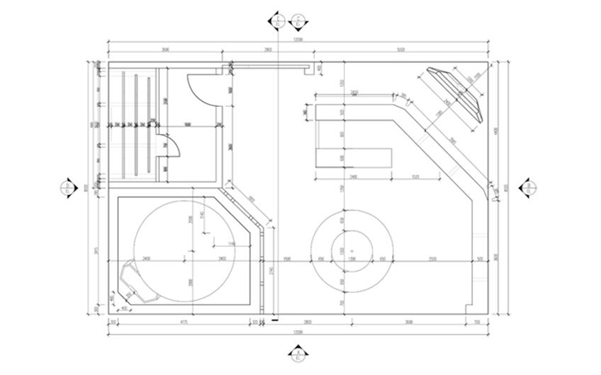 _施工图、钢结构、厂房、电路图、结构设计、建筑设计、水电设计11