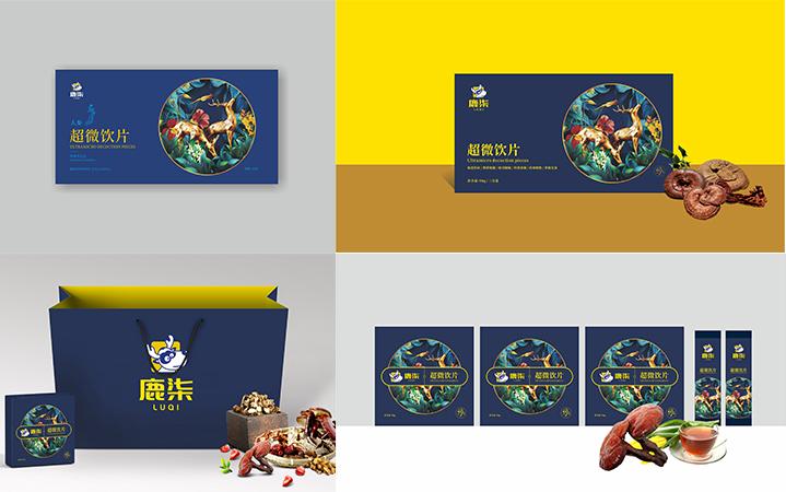 食品健康保健品牌全案策划设计品牌定位连锁招商加盟品牌VI设计