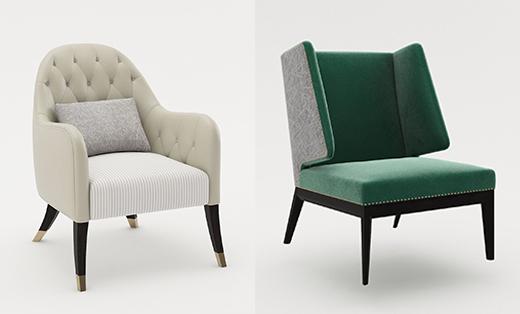 3D建模&家具-图兰朵家具