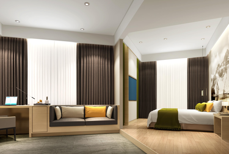 酒店空间设计民宿设计名宿设计宾馆设计主题酒店精品酒店设计
