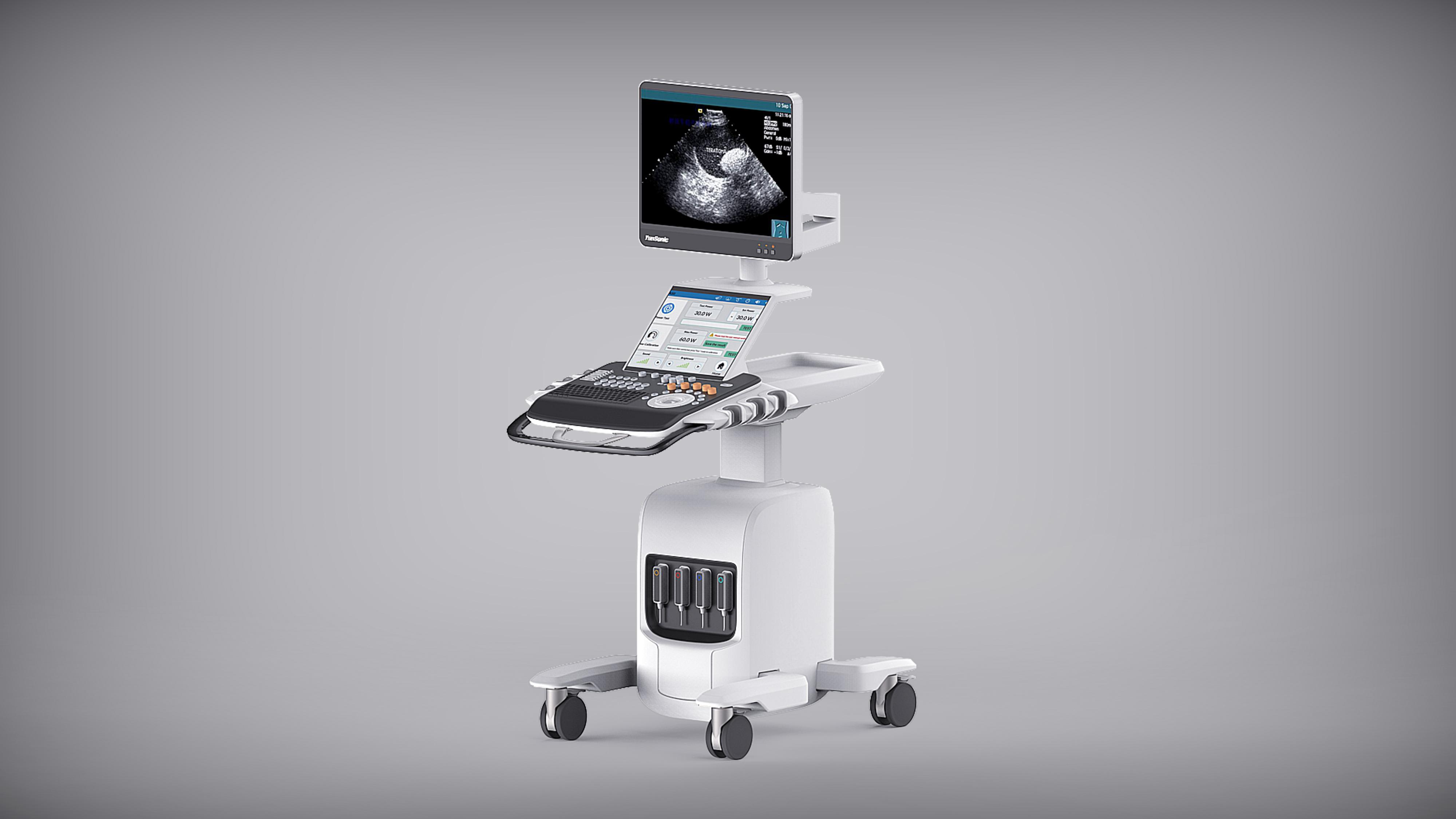 科学实验/医疗/测试检测/光学/影像测量仪器仪表外观结构设计