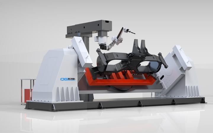 自动售卖机售货机垃圾处理非标自动化传动新零售物联网机械设计