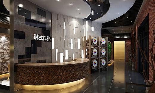 【料理店】秋之樱料理店设计案例