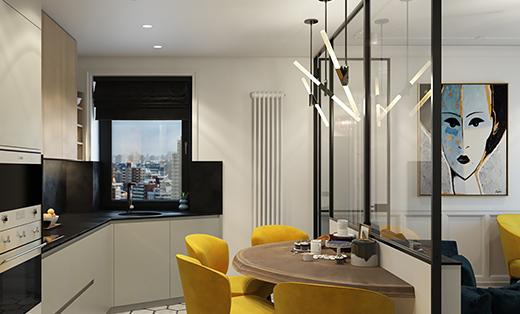 家装设计-现代风格