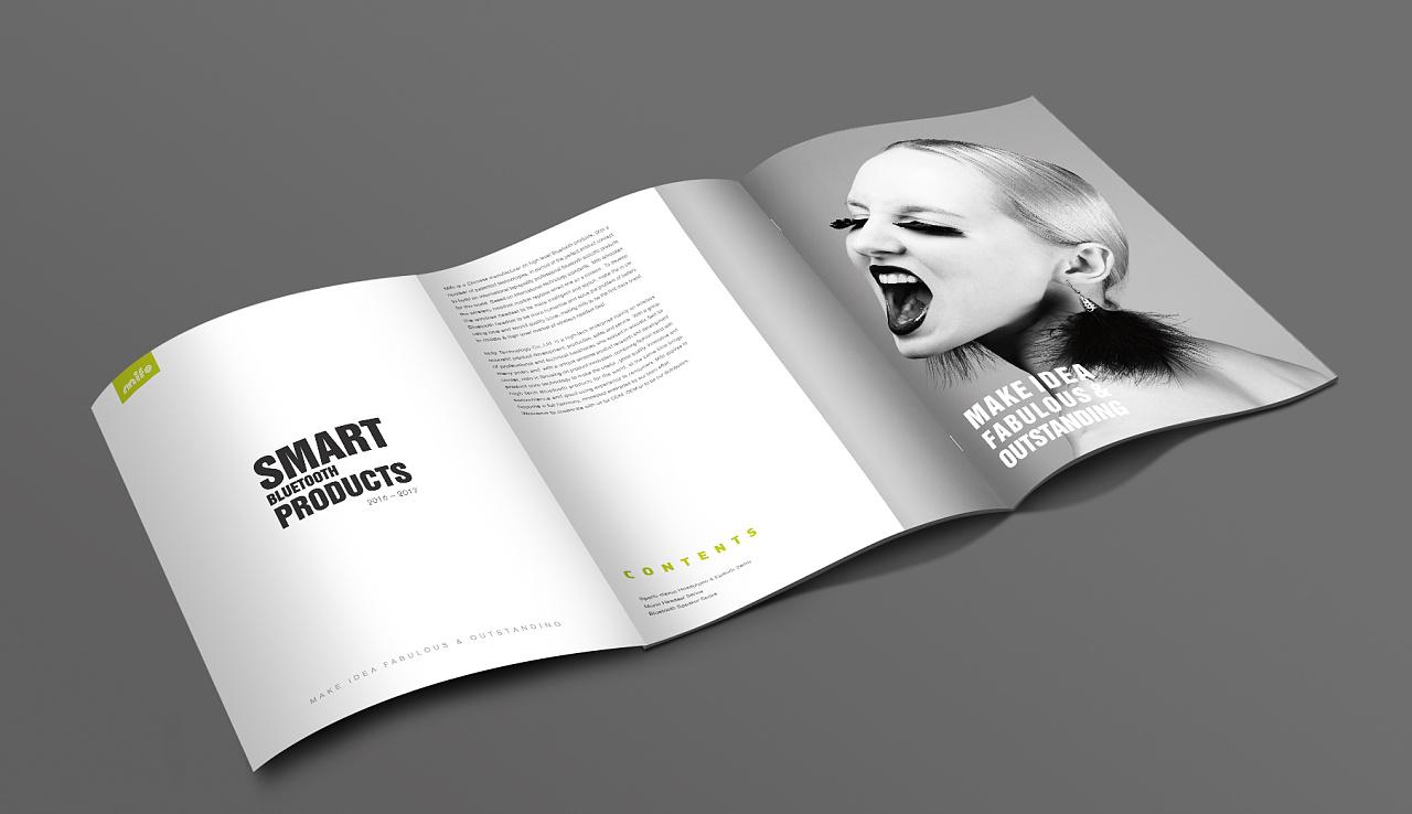 【画册定制】宣传册 企业画册设计加盟手册菜谱电子商务餐饮地产