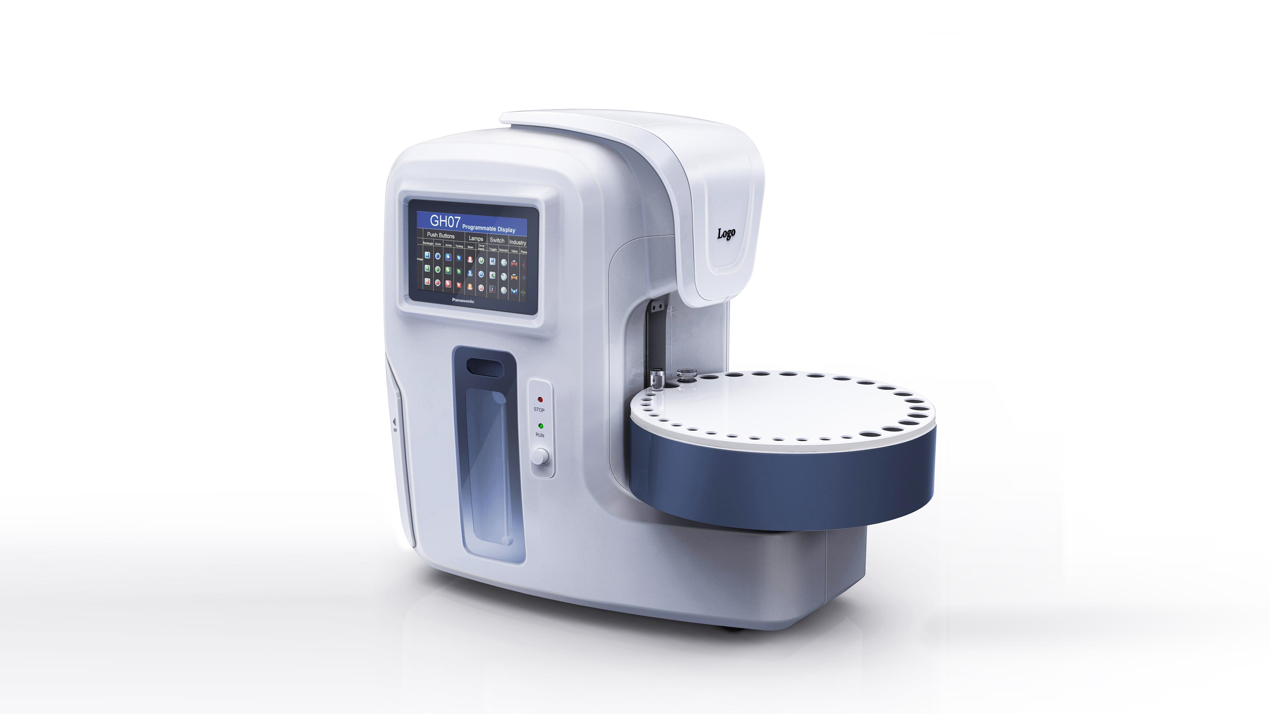 [检测试验仪器]稀释仪/检测实验设备/分析仪器外观工业设计