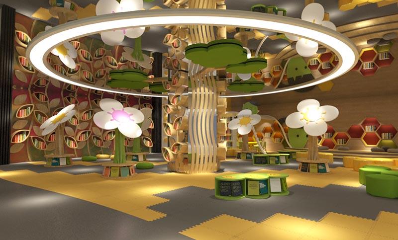 儿童图书馆设计