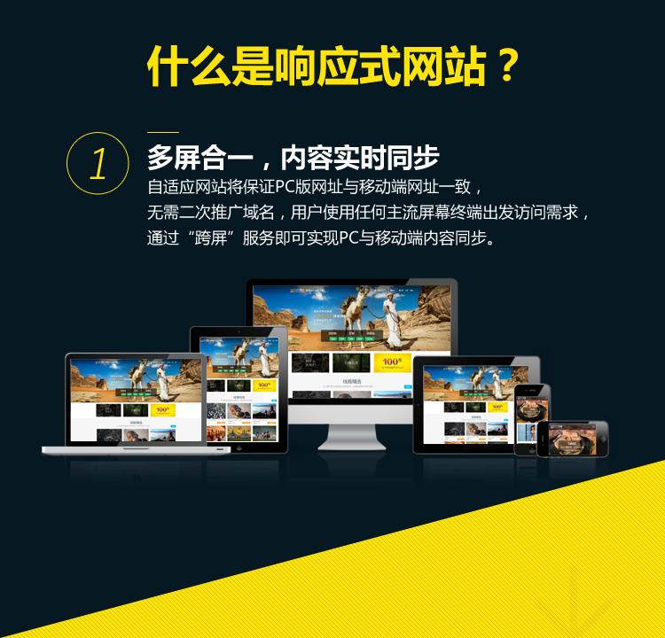 响应式网站建设 h5网站开发 网站定制 网站制作 网页设计