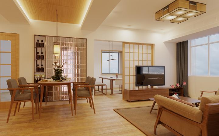 日式风格家居设计,家庭装修