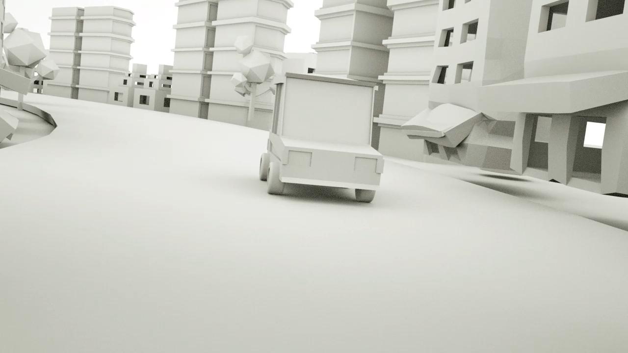产品 工业 机械三维动画演示 三维包装动画 卡通人物建模