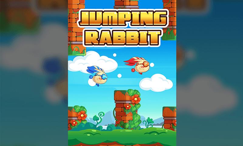街机兔子跳