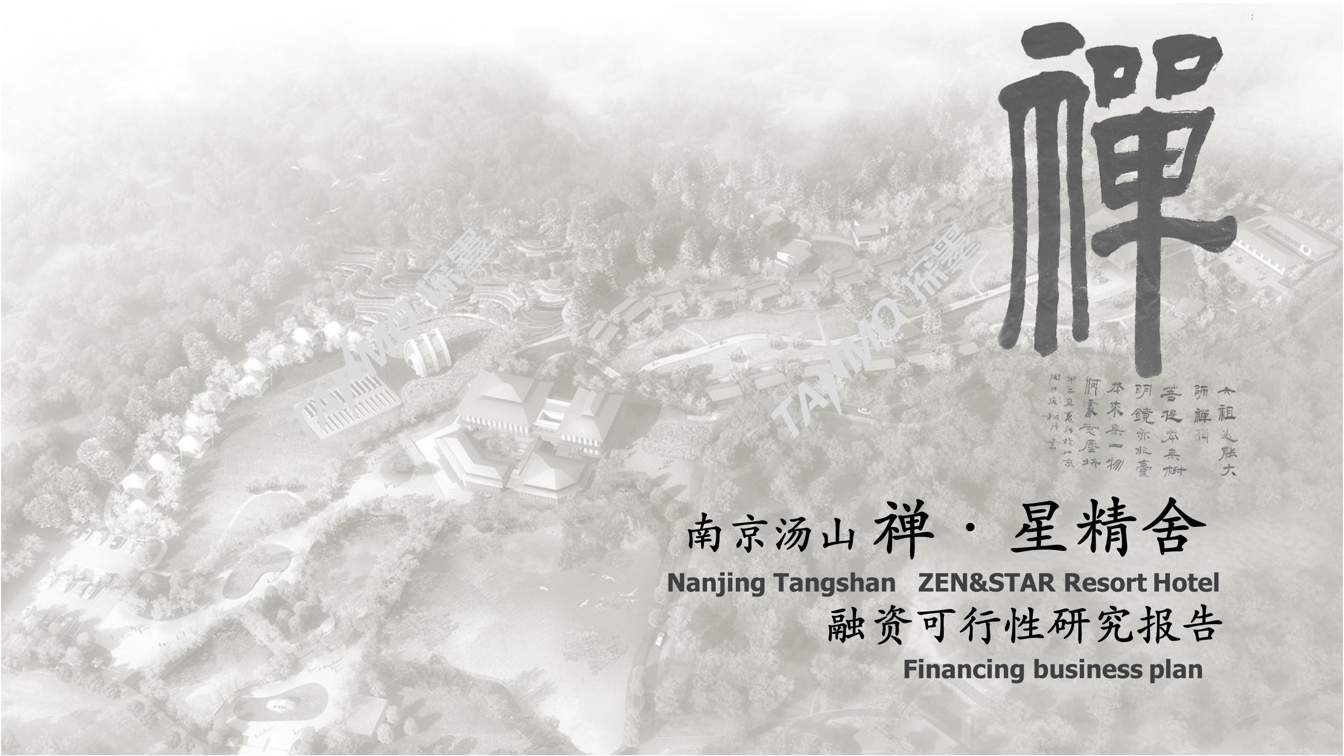 商业计划书BP/市场调研报告/融资方案/项目可行性研究报告