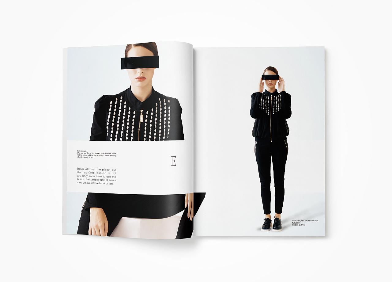 原创创意画册设计运动会服装品牌鲜花店景区民宿旅游宣传册设计