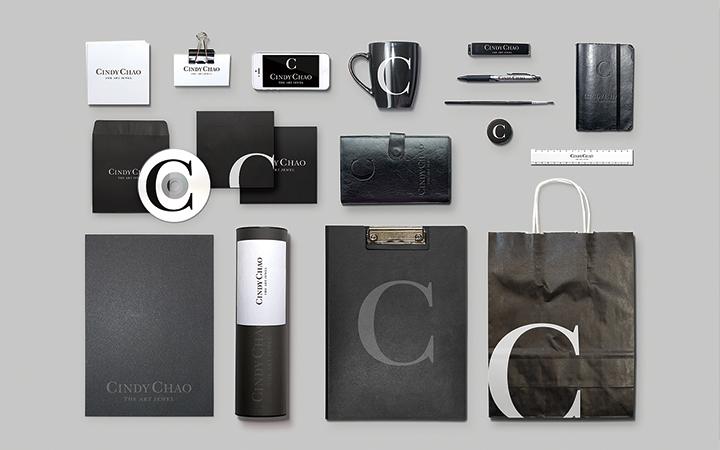 VI导视VI系统VIS设计VI定制品牌办公vi设计企业全套