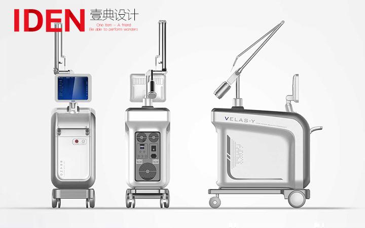 电动牙刷外观设计 工业设计 外观设计 产品设计 效果图渲染