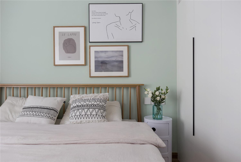 北欧风格家装平面布局效果图施工图软装搭配全案设计