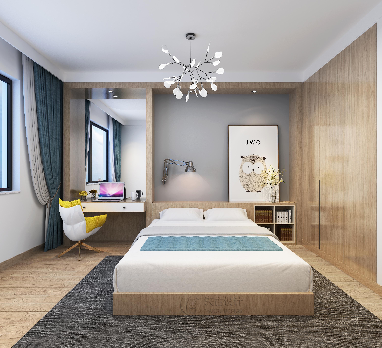 新中式设计.传统中式风格.简中风格.家装全案设计.效果图设计