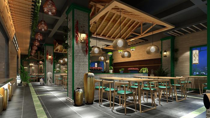 咖啡奶茶店网红甜品店快餐连锁店烧烤店火锅烤肉小吃烘焙日料设计