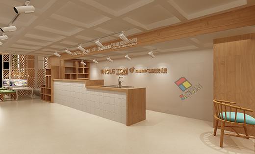 精美工装室内室外精美设计儿童酒店商场设计图规划