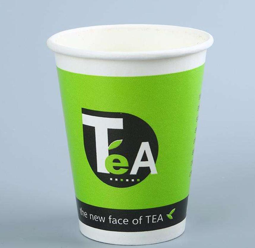 LOGO纸杯定制 免费设计